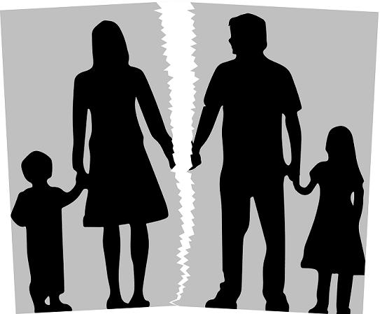 rozwód a dzieci